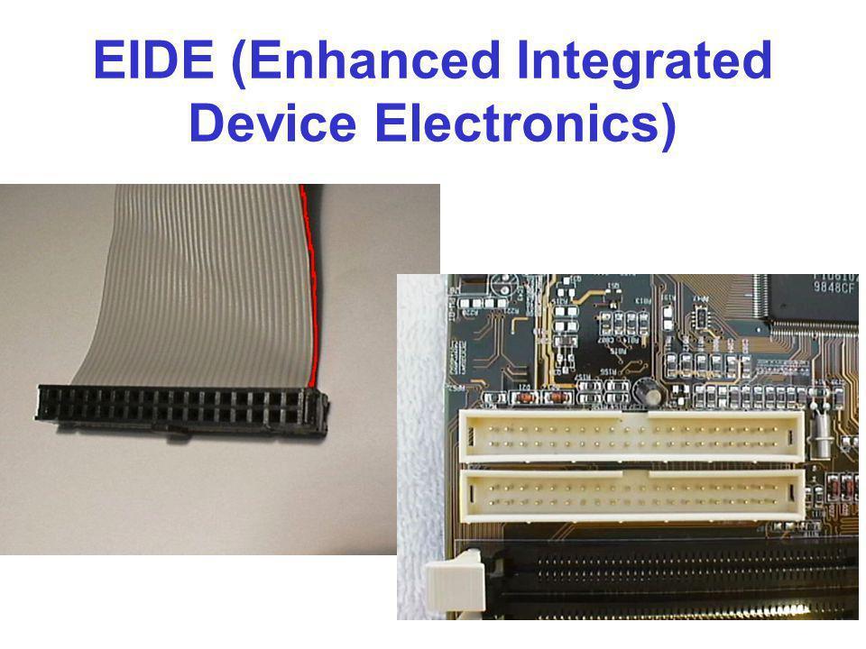 EIDE (Enhanced Integrated Device Electronics)
