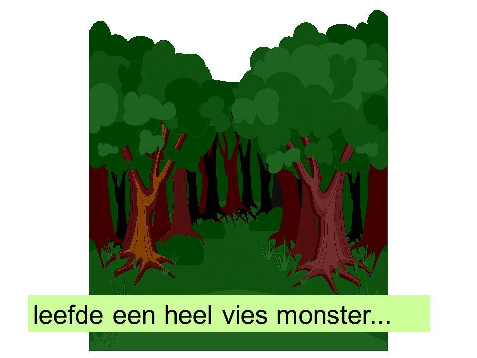 in het bos van de grammatica...