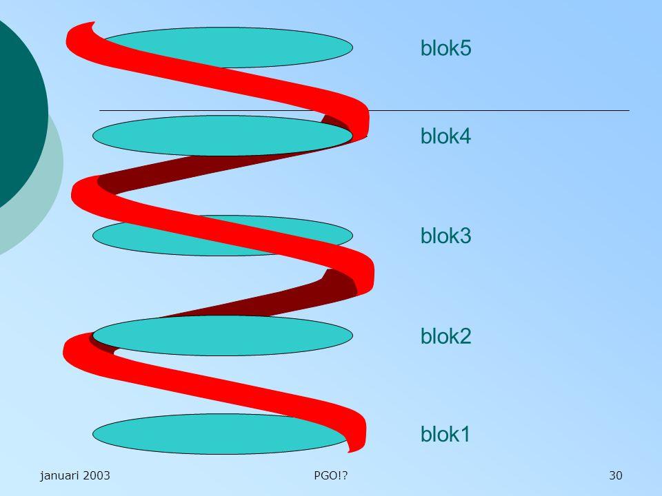 januari 2003PGO!?30 blok1 blok2 blok3 blok4 blok5