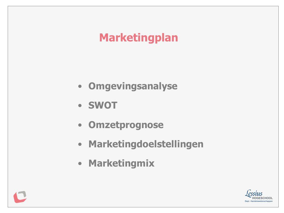 Omgevingsanalyse Vraagzijde Marktvraag Aan welke duidelijke behoefte in de markt voldoet mijn idee .