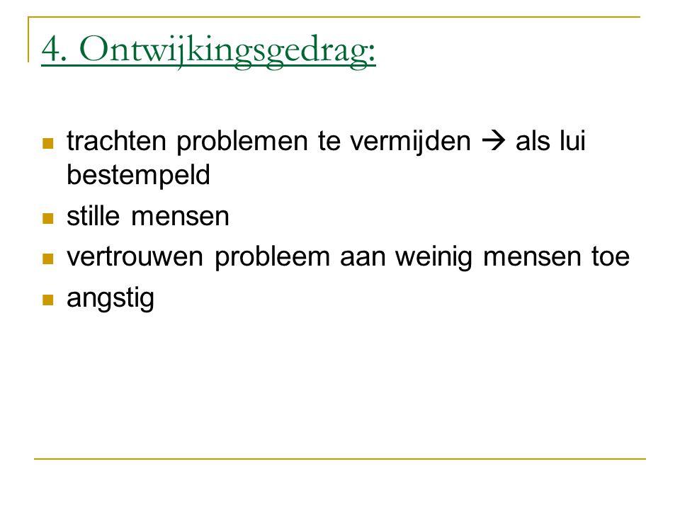 Preventie van faalangst (door de leerkracht): 1.