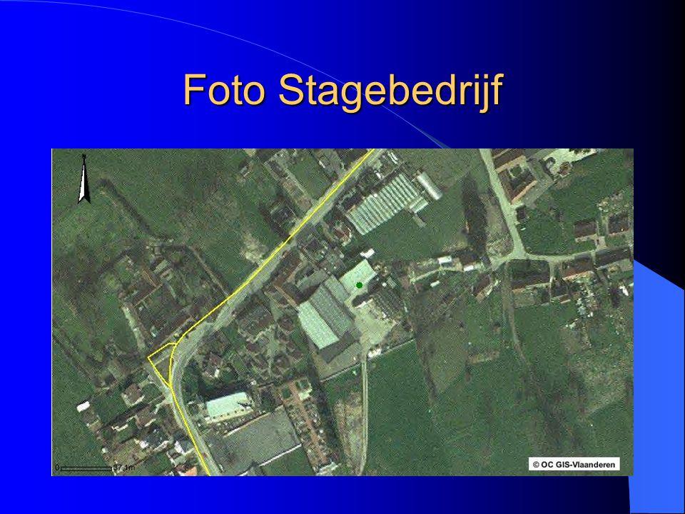 Stage bedrijf Ligging : Kastanjestraat 12 9500 Geraardsbergen Zandleem- en leemstreek Familie: Marc Crick en Anne Van Wijnendaele, Bert, Frederik en E