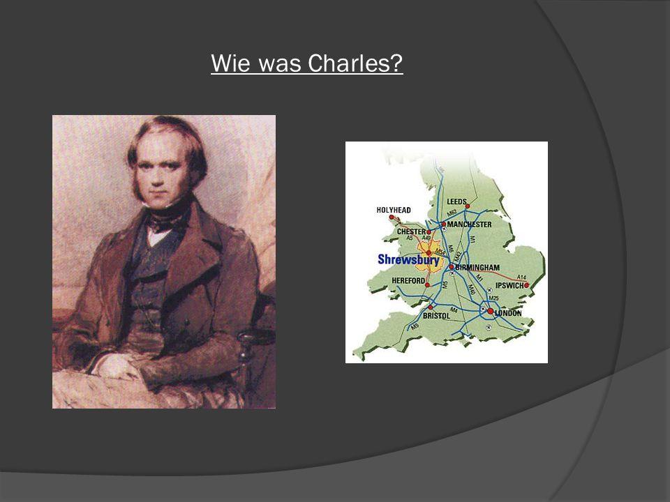 Wie was Charles?