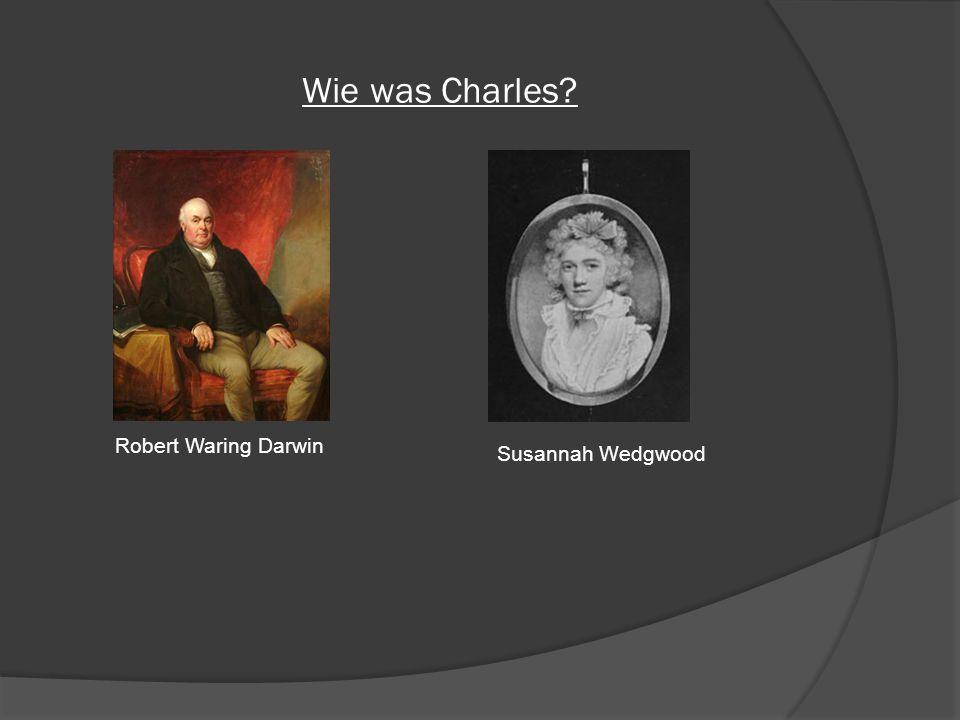 Robert Waring Darwin Susannah Wedgwood