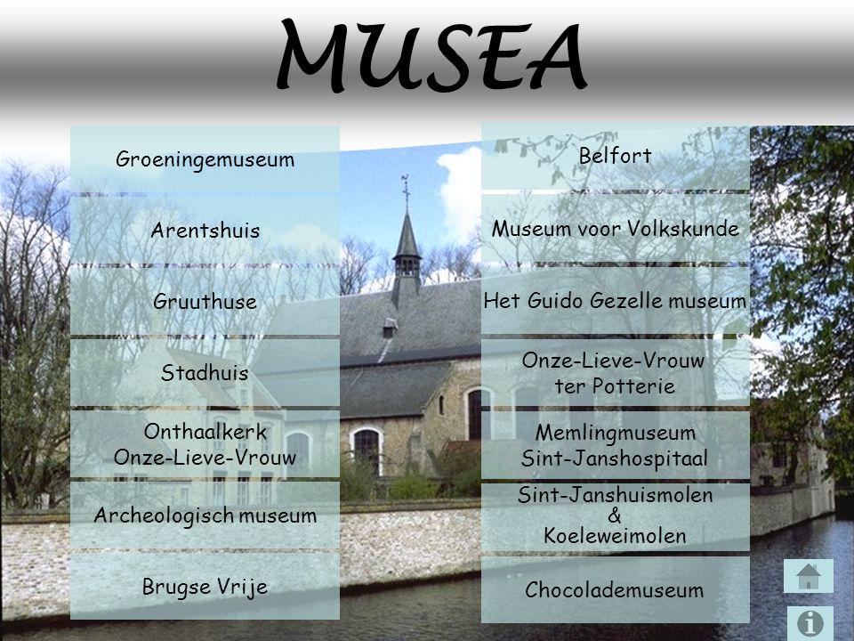 1907 nieuwe zeehaven: Zeebrugge Thans De Brugse monumenten, musea en vooral het ongerepte historisch stadslandschap zijn jaarlijks een unieke trekplei