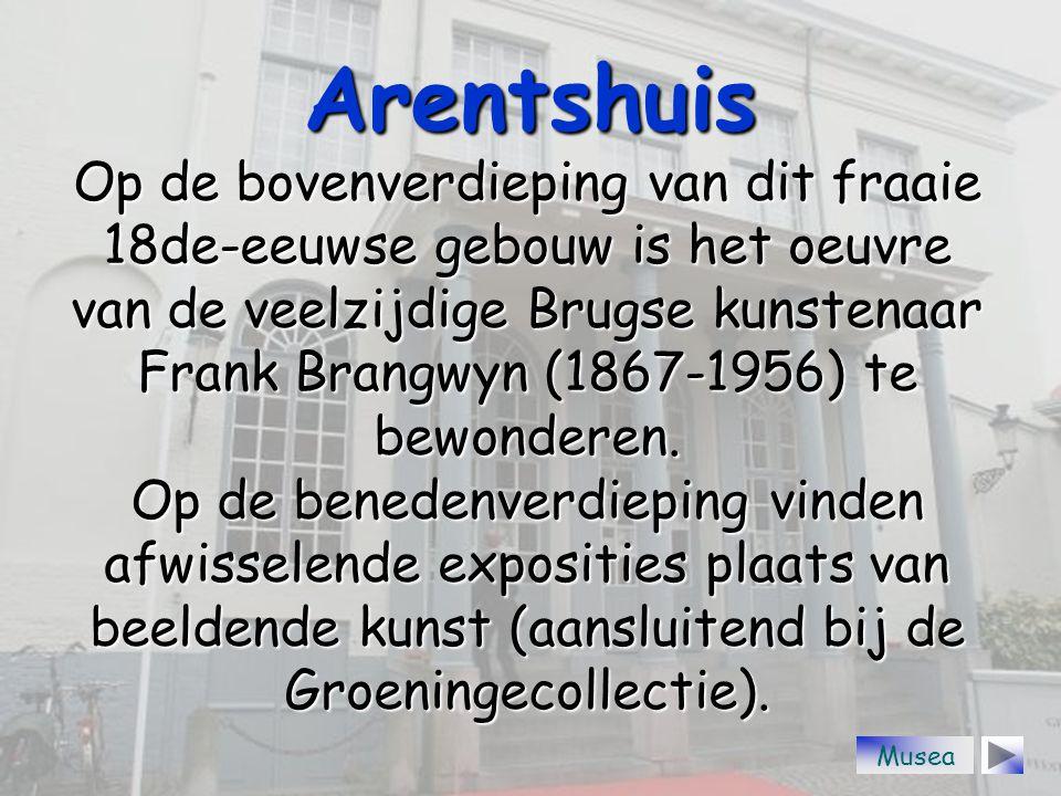 Groeningemuseum Een rijk, boeiend overzicht van zes eeuwen Belgische beeldende kunst: van Jan van Eyck tot Marcel Broodthaers. Webpagina Groeningemuse