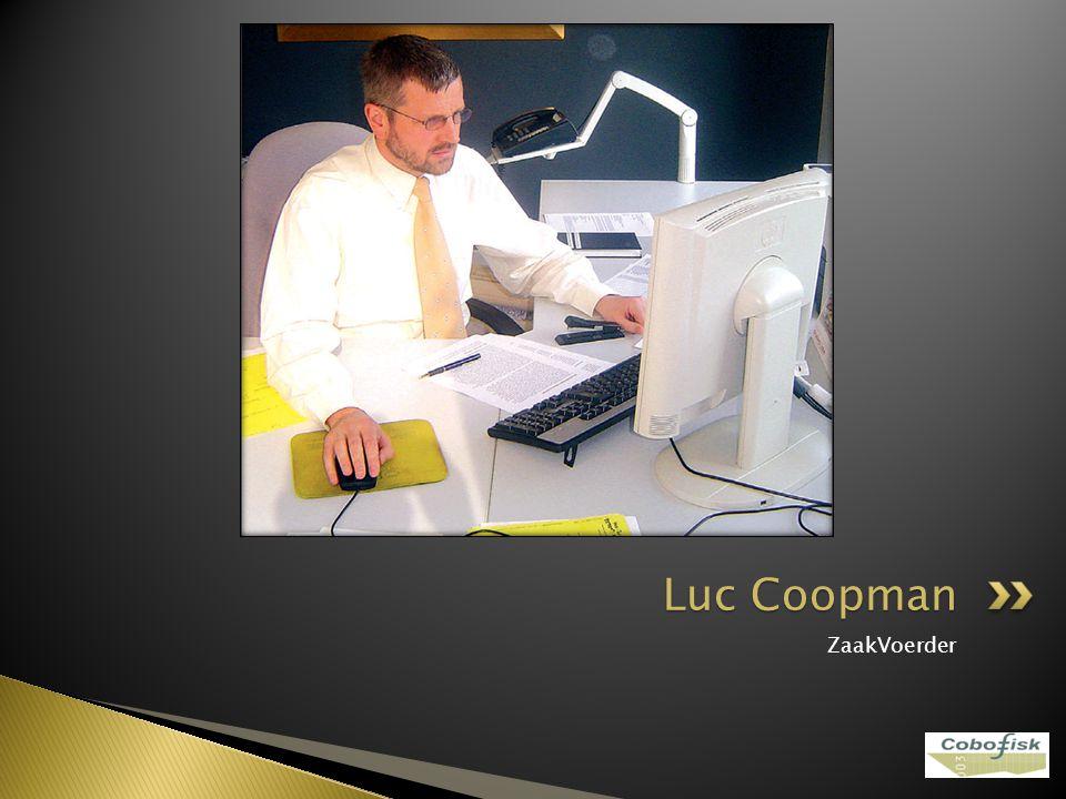 ZaakVoerder Luc Coopman