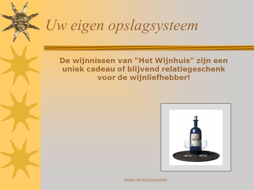 naam en klasnummer Evolutie Wijnbeurs Vino Belgium Cijfergegevens van oktober 2002