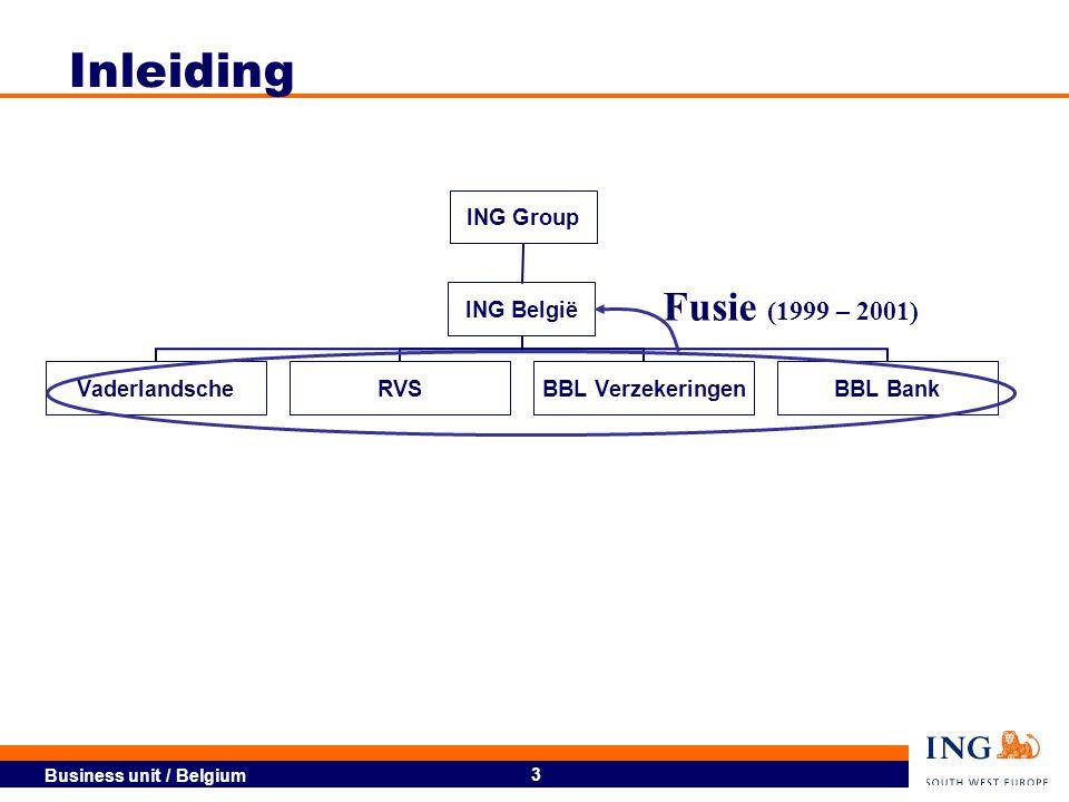 Business unit / Belgium 4 Systems Engineering → IBM Mainframe Engineering: IBM Mainframe z-890 A04 → 350 MIPS Terminal (telnet) Aankoop: 1.125.000 EUR Jaarlijks: (1.408.886 EUR) Onderhoud: 25.000 EUR IBM Software: 1.089.228 EUR Non-IBM Software: 294.658 EUR Situering
