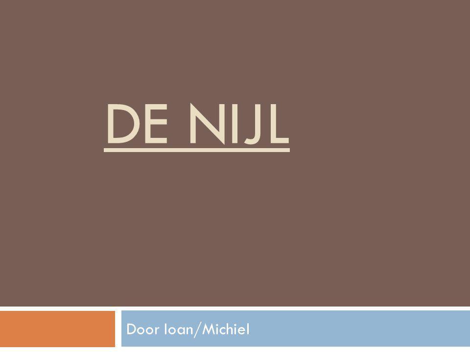 DE NIJL Door Ioan/Michiel