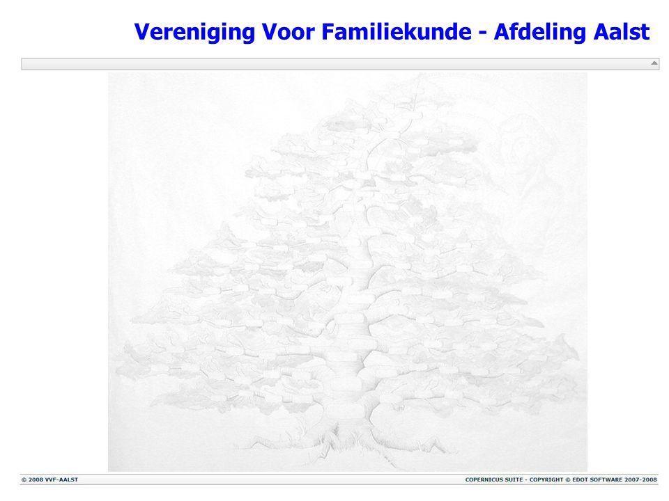 Vereniging Voor Familiekunde - Afdeling Aalst