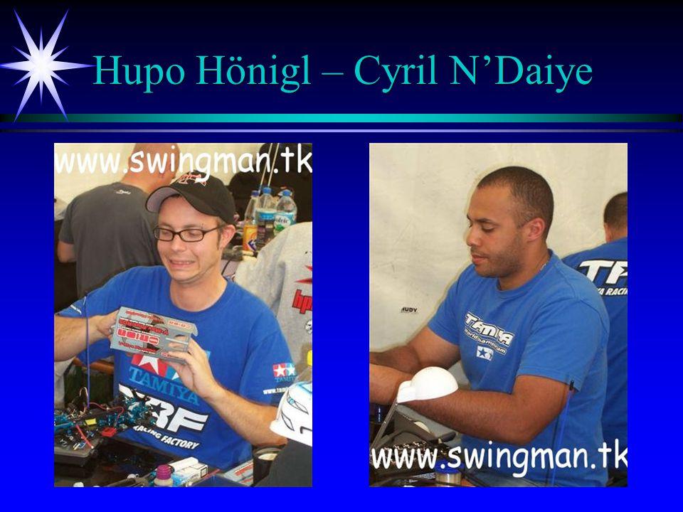 Hupo Hönigl – Cyril N'Daiye
