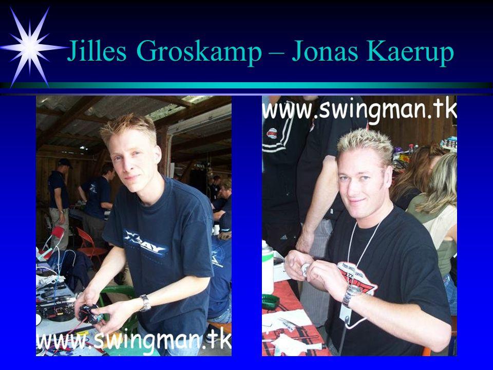 Jilles Groskamp – Jonas Kaerup