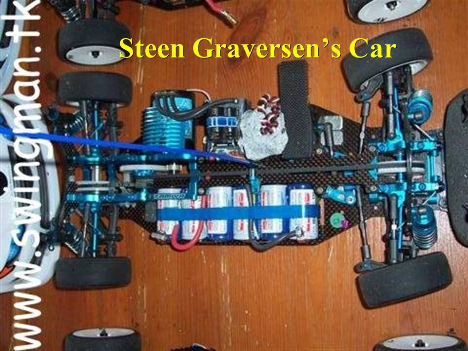 Steen Graversen's Car