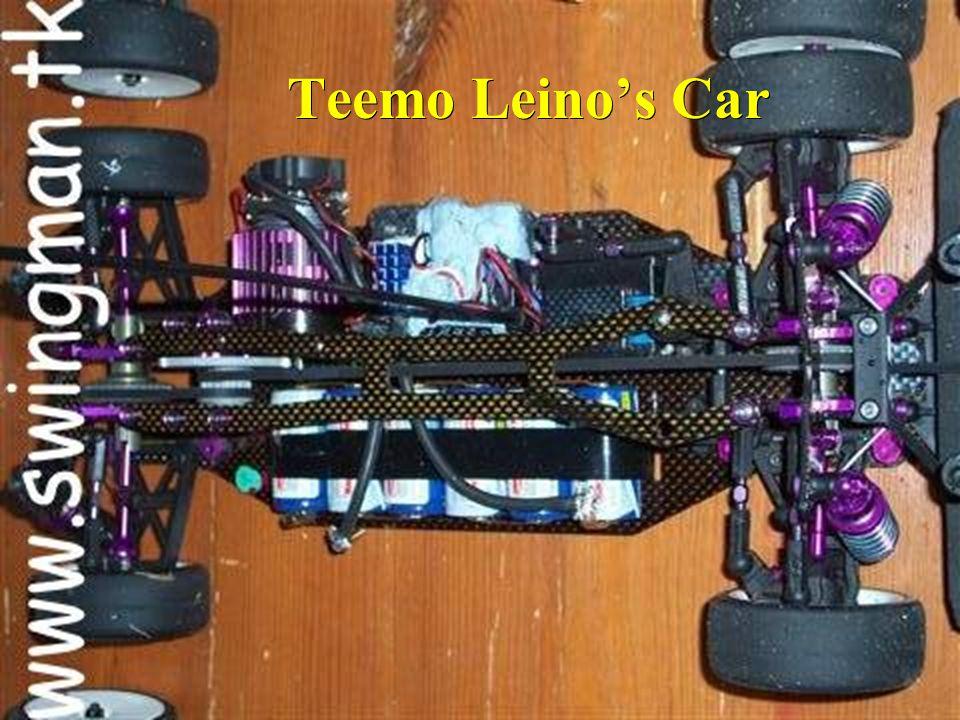 Teemo Leino's Car