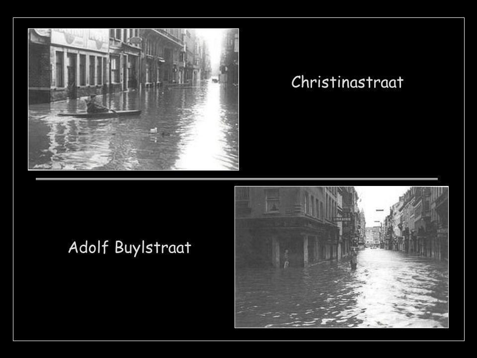 Christinastraat Adolf Buylstraat