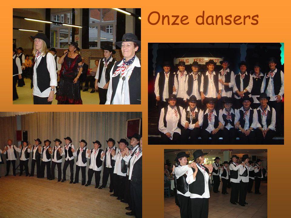 Onze dansers