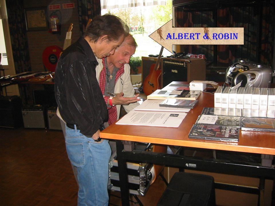 Albert & Robin