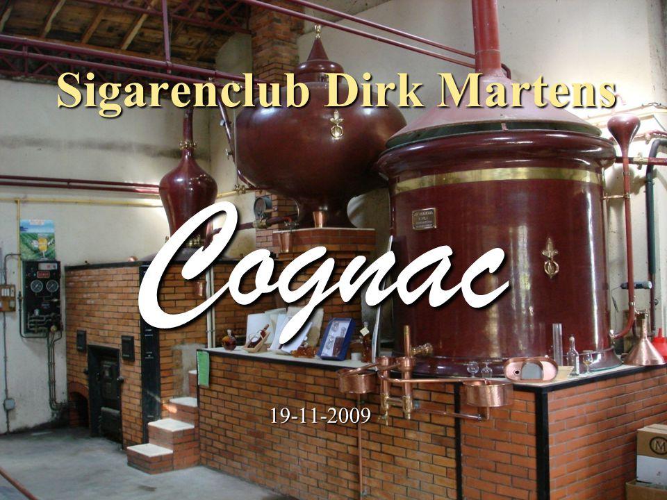 Sigarenclub Dirk Martens Cognac19-11-2009