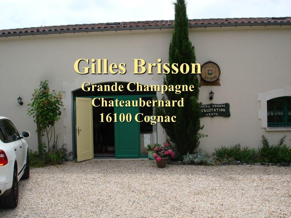 Gilles Brisson Relatief jong huis: Slechts de 3 e generatie.