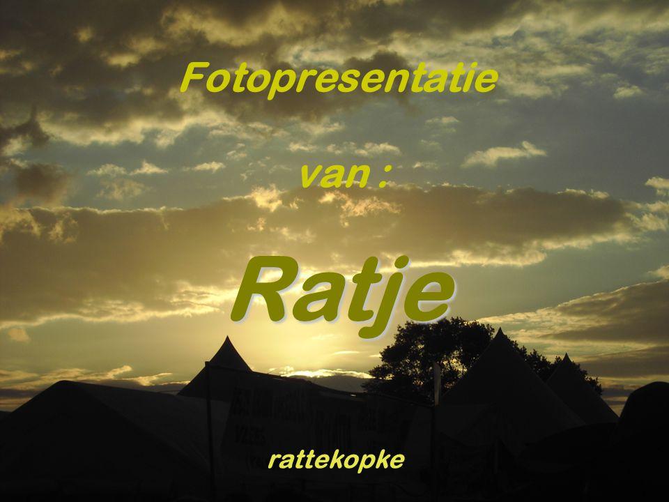 Ratje rattekopke Fotopresentatie van :