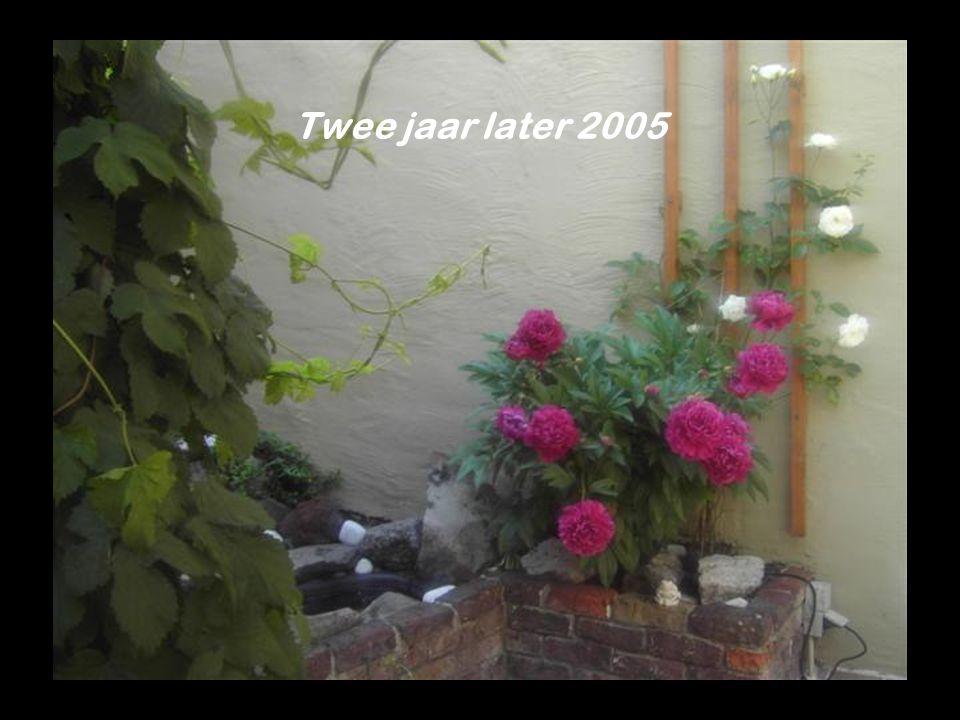 Twee jaar later 2005