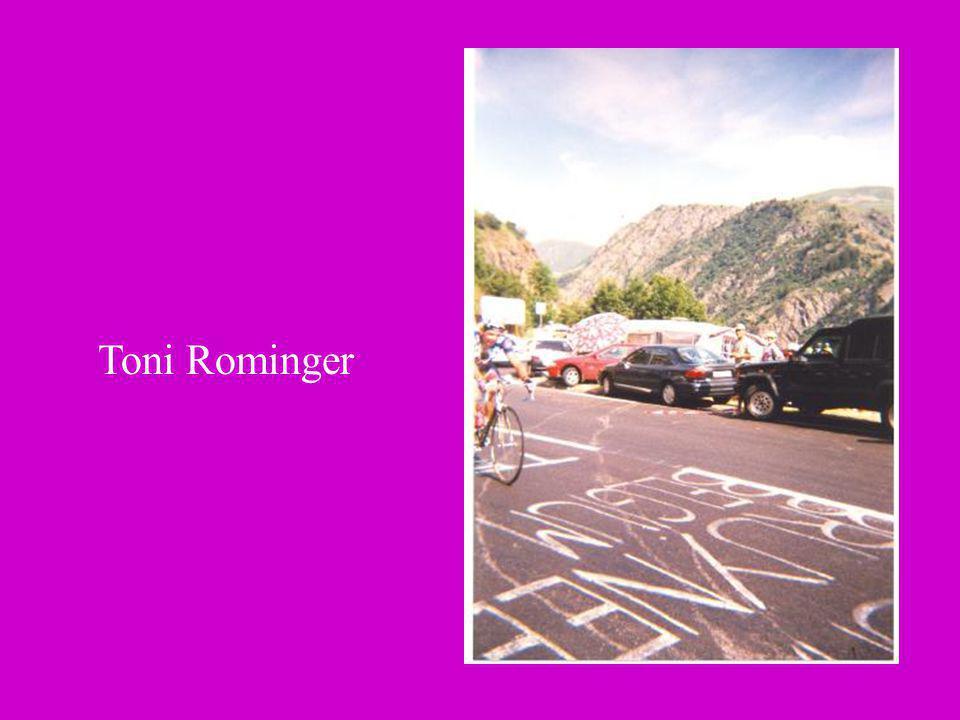 Toni Rominger
