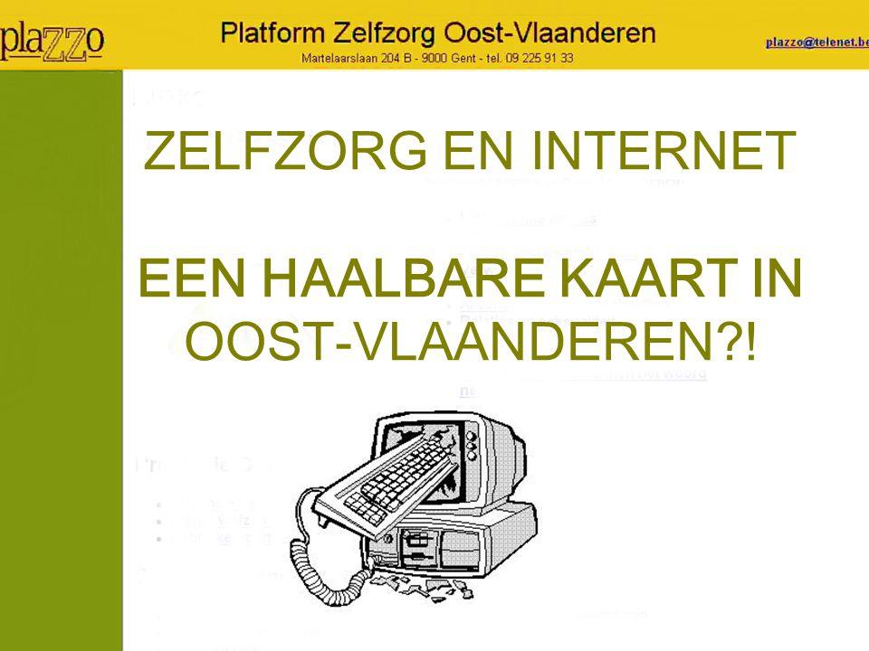 Naar de gebruikers Infopunt voor Oost-Vlaamse gebruikers Gebruikersversterking via netwerkontwikkeling met –Provinciale initiatieven –Vlaamse initiatieven