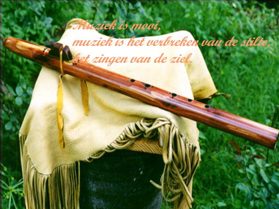 Muziek is luisteren, muziek is zacht, muziek is fluisteren.