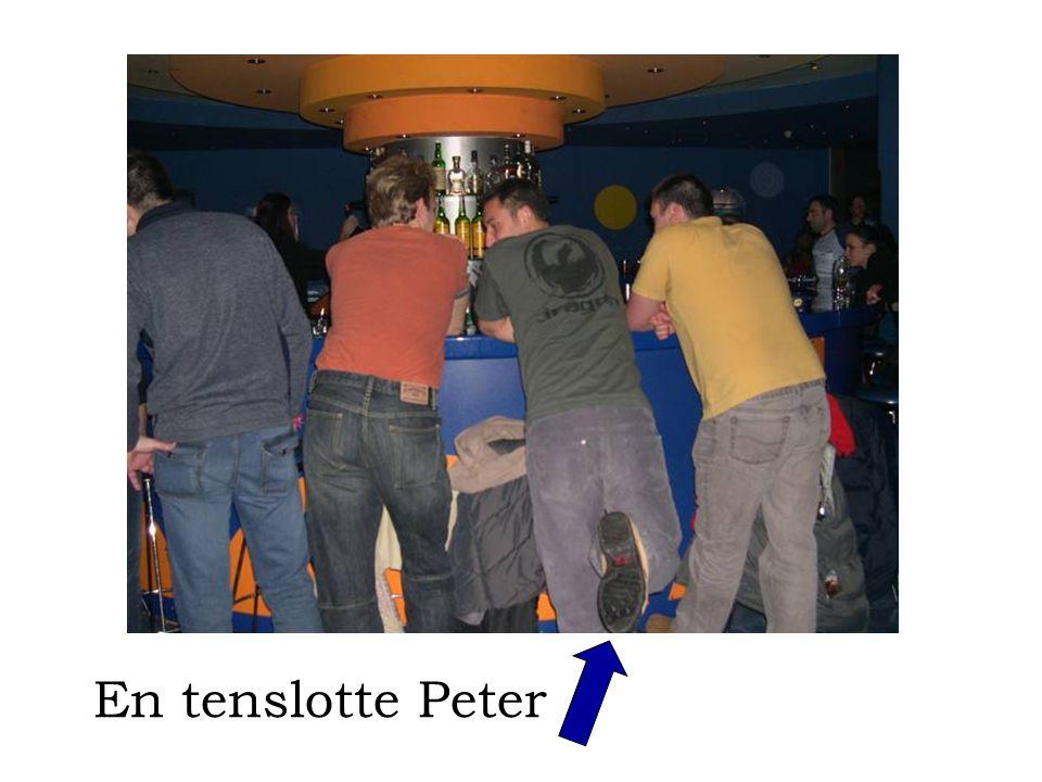 En tenslotte Peter