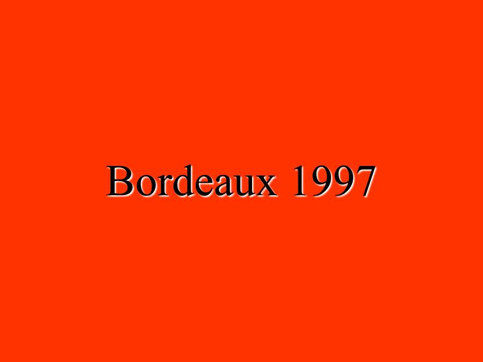 Bordeaux 1997
