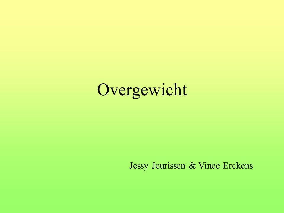 Overgewicht Jessy Jeurissen & Vince Erckens