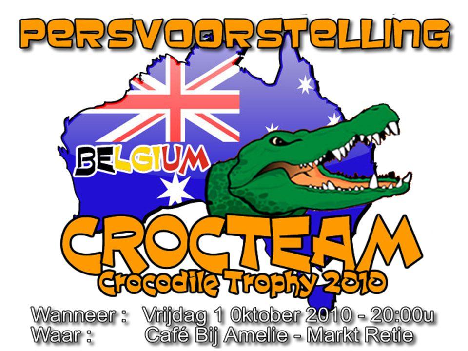 Crocteam Belgium Christof Mariën Rudi Stroobants Sven Mariën Hans Mertens Marc Withofs Roeland Suys (verzorger)