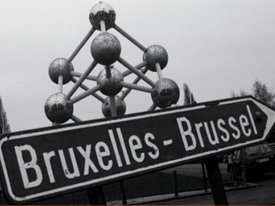 Op stadsklassen in Brussel…