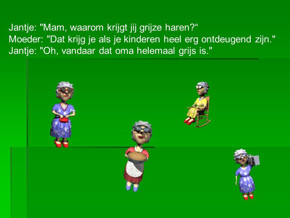Jantje: