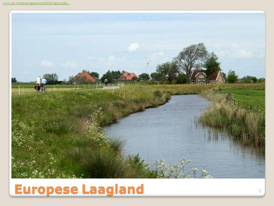 Europese Laagland www.pbl.nl/nl/publicaties/mnp/2006/Natuurbala... 2