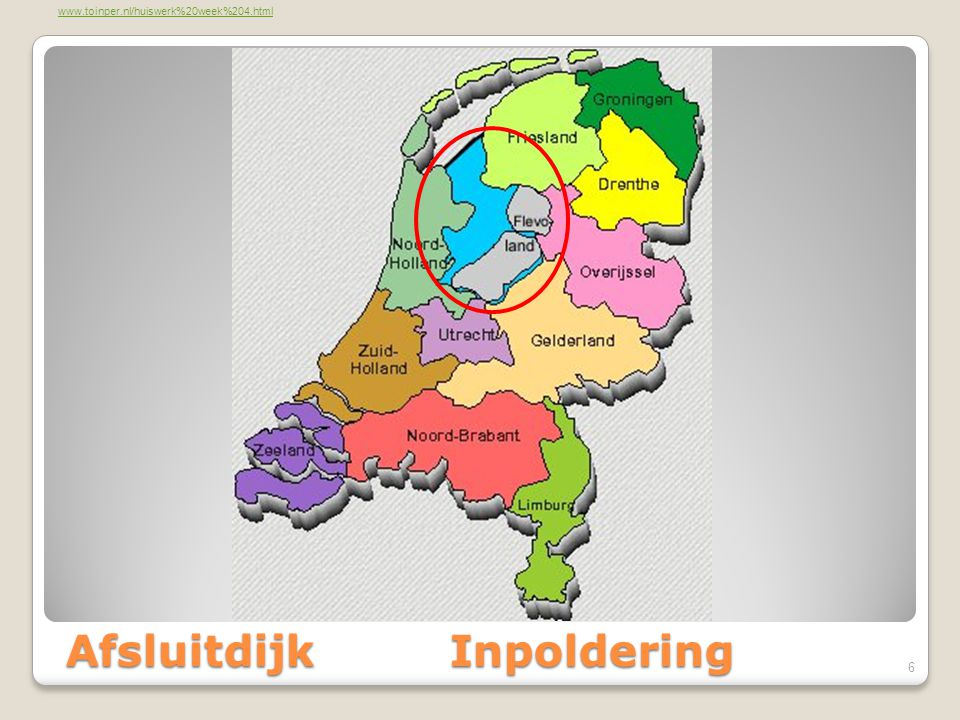 http://nl.wikipedia.org/wiki/Portaal:Flevoland/Uitgelicht Afsluitdijk Inpoldering 7