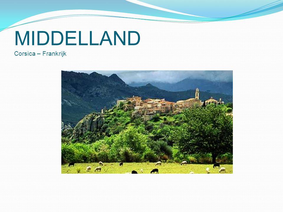 MIDDELLAND Corsica – Frankrijk