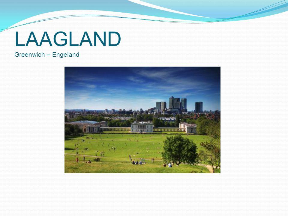LAAGLAND Greenwich – Engeland