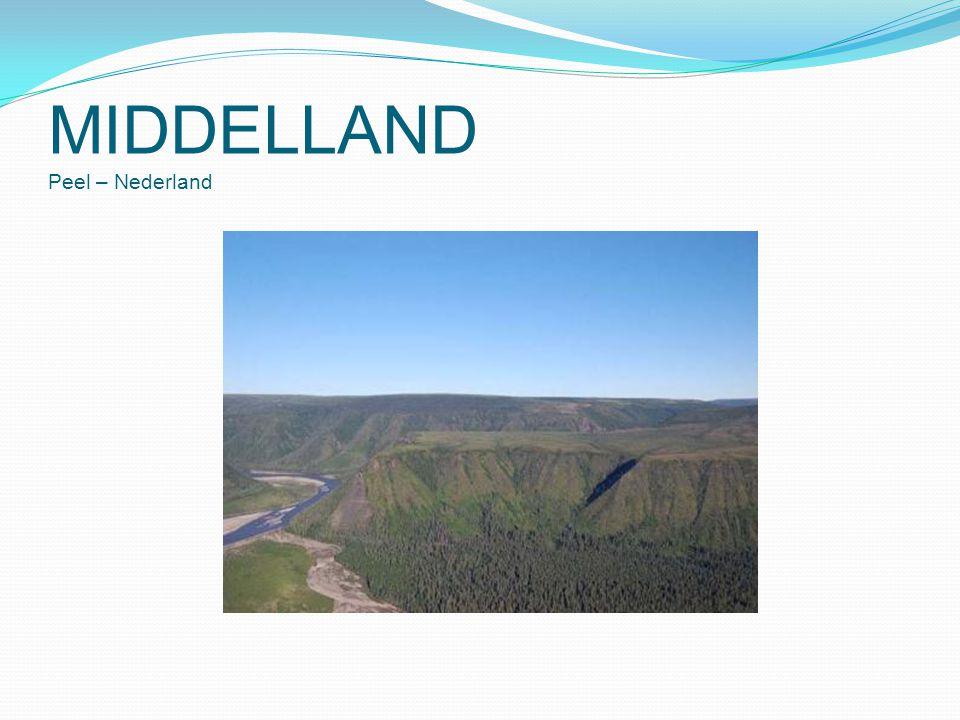 MIDDELLAND Peel – Nederland