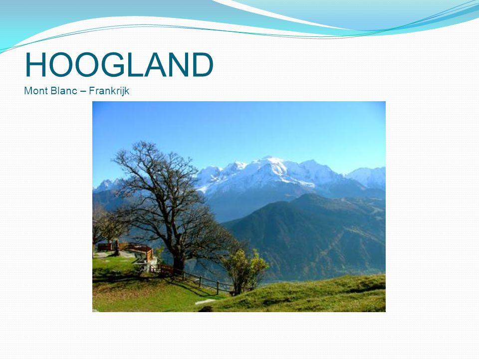 HOOGLAND Mont Blanc – Frankrijk