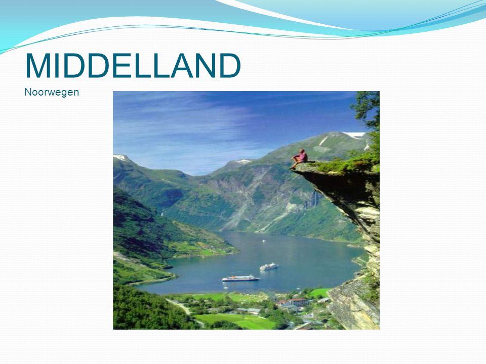 MIDDELLAND Noorwegen