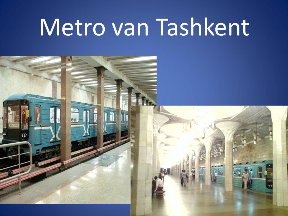 Metro van Tashkent