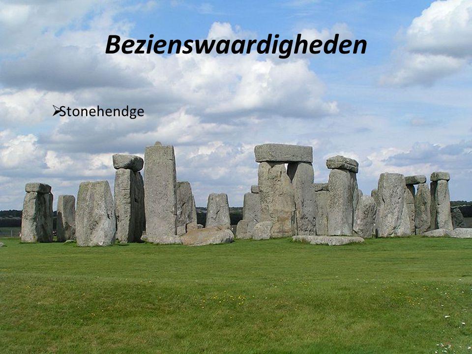 Bezienswaardigheden  Stonehendge