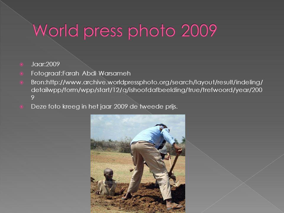 ik hoop dat iedereen ervan genoten heeft en nu al beter weet wat world press foto's zijn.