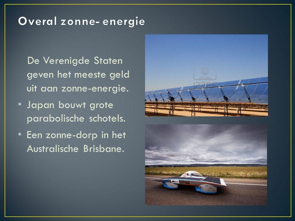 Het grootste zonnepanelenpark van de Benelux ligt in Evergem / Zelzate.