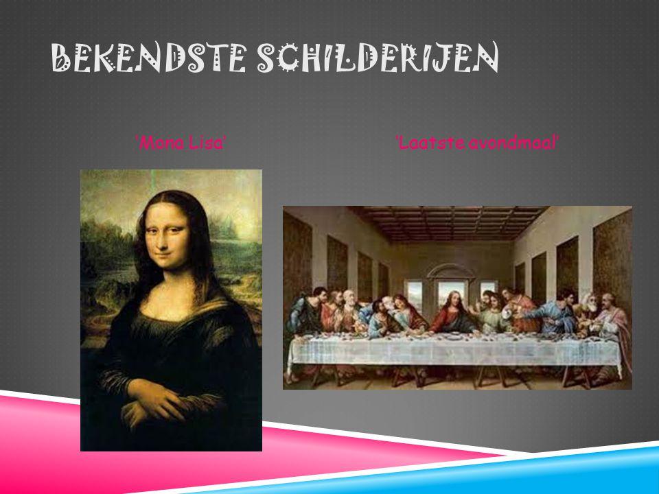 DA VINCI  Leonardo Da Vinci (Leonardo di Ser Piero) werd geboren op 15 april 1452 in Vinci. Tijdens zijn eerste levensjaren woonde hij bij zijn moede