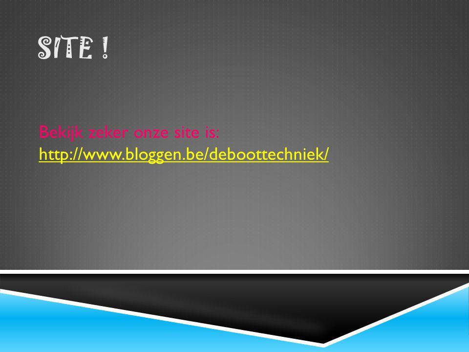 Bijna klaar! Nu onze boot + site + PowerPoint bijna klaar is moeten we de boot nog vernissen en testen. Hiervoor komen we nog een laatste keer samen…