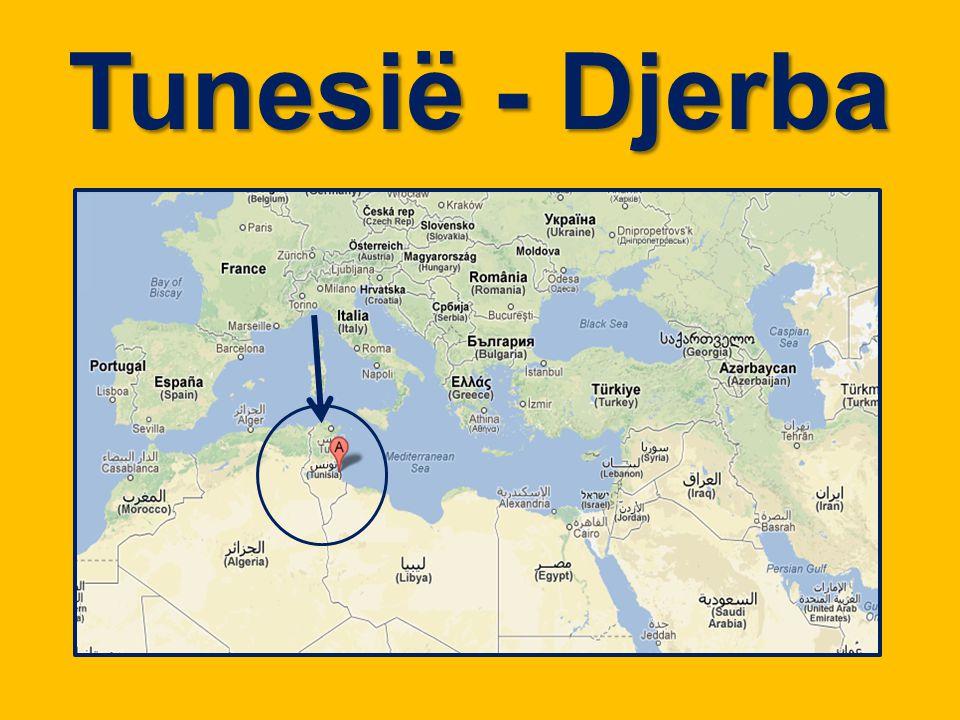 Tunesië - Djerba