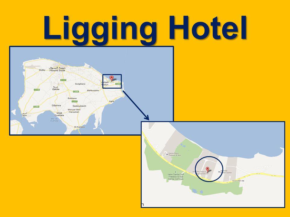 Ligging Hotel